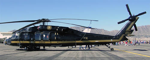 Military Helicopter Blackhawk